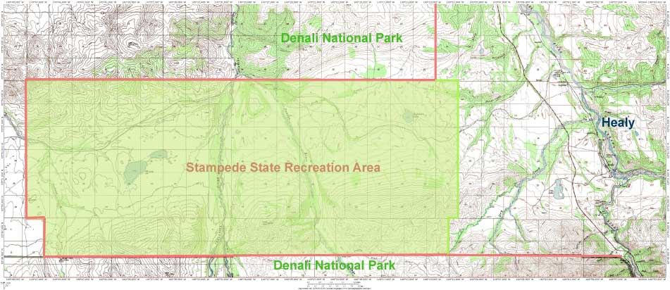 DCC Supports Denali Borough resolution on Stampede State Recreation Area