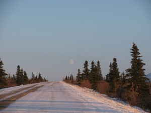NPS Considering Plowing Park Road to Mile 12