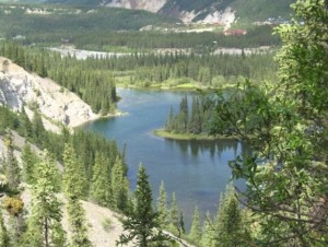 NPS Photo of Horseshoe Lake