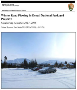 NPS releases report on trial Winter Road opening at Denali